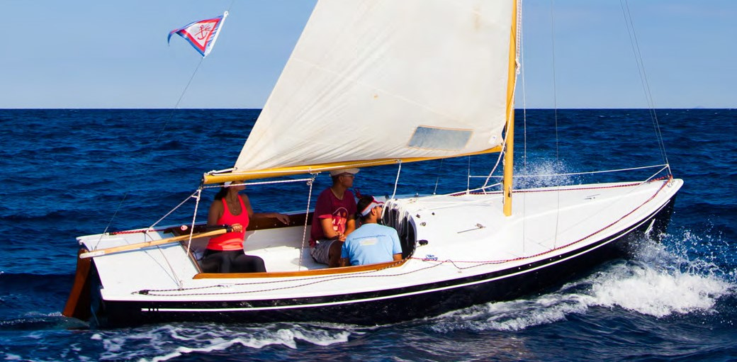 INTRODUCTORY SUMMER SAILING COURSES